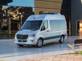 Фото микроавтобуса Mercedes Sprinter