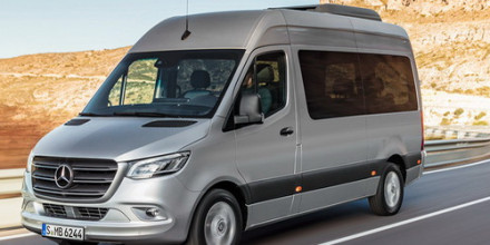 Mercedes-Benz Sprinter 2018-2019