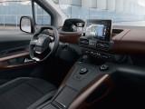 Отделка интерьера нового Peugeot Rifter