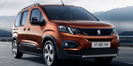 Peugeot Rifter 2018-2019
