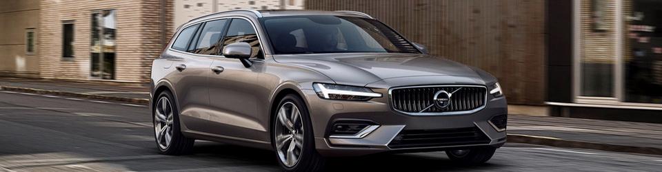 Volvo V60 2018-2019