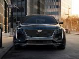 Фото Cadillac CT6 2018-2019 вид спереди