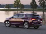 Дизайн кормы Chevrolet Traverse фото