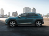 Профиль кроссовера Hyundai Kona Electric