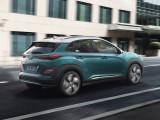 Дизайн кормы Hyundai Kona Electric фото