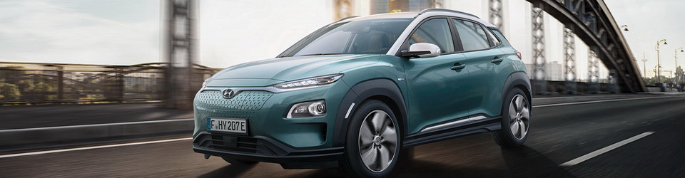 Hyundai Kona Electric 2018-2019
