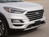 Дизайн носовой части кузова Hyundai Tucson