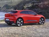 Фото Jaguar I-Pace дизайн кузова