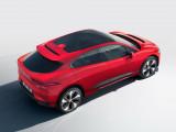Фото Jaguar I-Pace задняя часть кузова