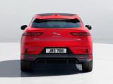 Новый Jaguar I-Pace вид сзади