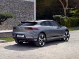 Фото Jaguar I-Pace 2018-2019 дизайн кормы
