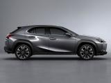 Профиль Lexus UX