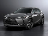 Фото Lexus UX 2018-2019 дизайн кузова