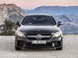 Mercedes C-Class Coupe вид спереди