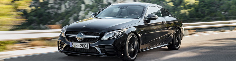 Mercedes-Benz C-Class Coupe и C-Class Cabriolet 2018-2019