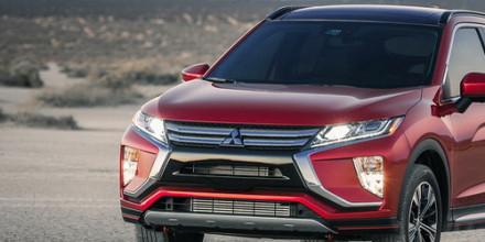 Технические характеристики Mitsubishi Eclipse Cross