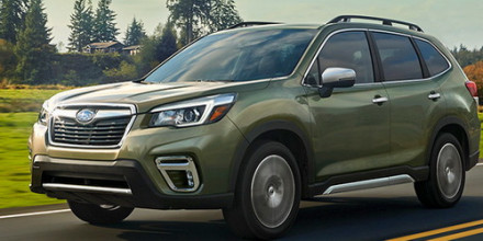 Subaru Forester 2018-2019
