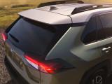 Фото Toyota RAV4 Adventure элементы внешнего декора