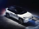 Фото Toyota RAV4 Hybrid