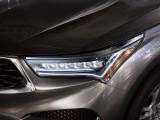 Новая передняя оптика с семью светодиодами