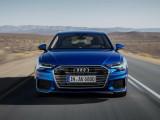 Audi A6 Avant вид спереди