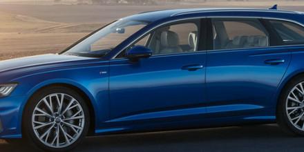 Audi A6 Avant 2018-2019