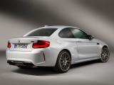 Кормовая часть BMW M2 Competition