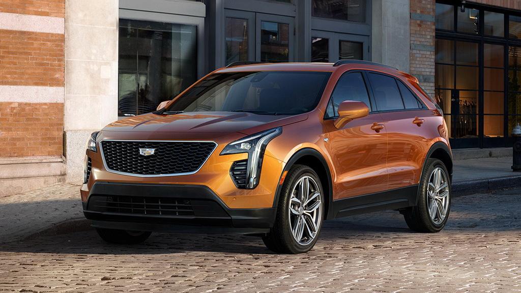 Cadillac XT4 2018-2019 - фото и цена, комплектация модели, характеристики Кадиллак ХТ4
