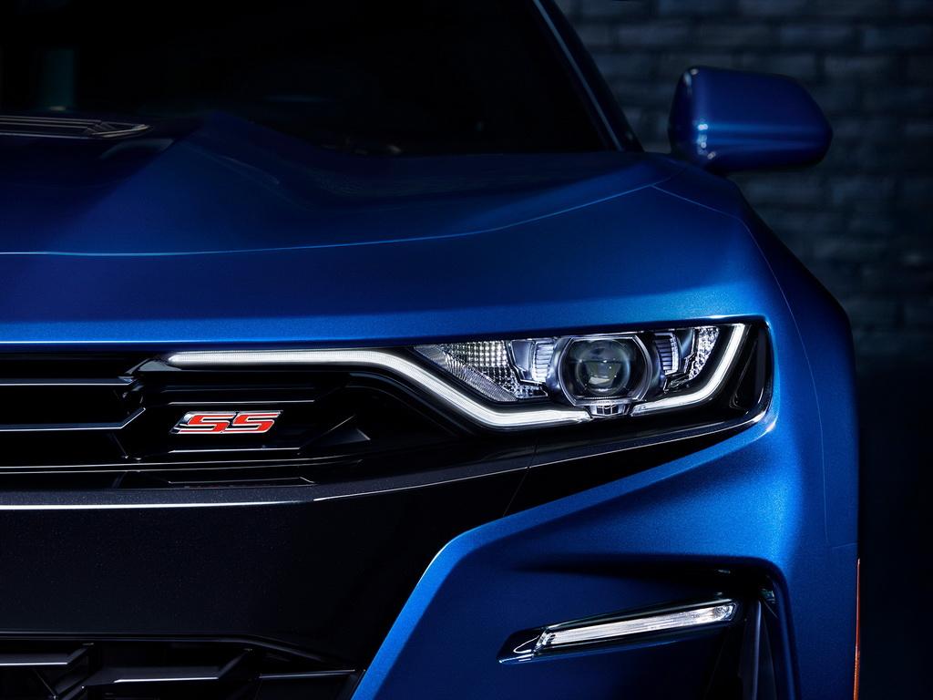 Объявлена дата премьеры нового Chevrolet Camaro
