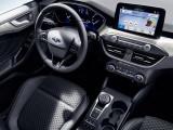 Передняя панель Ford Focus 4