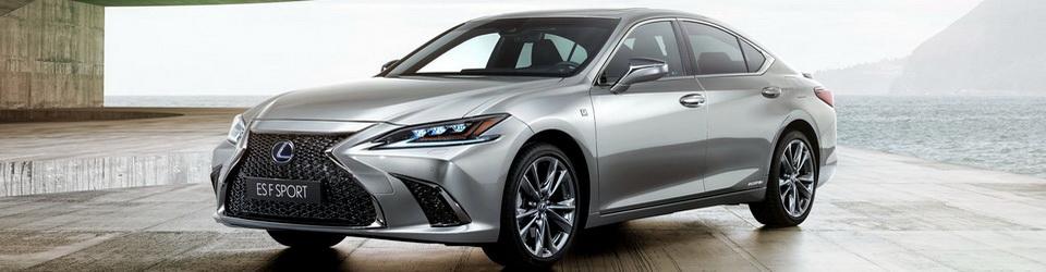 Lexus ES 2018-2019