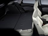 Багажник со сложенными сиденьями второго ряда