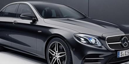 Mercedes-AMG E 53 2018-2019