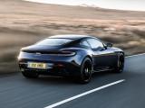 Фото Aston Martin DB11 AMR корма