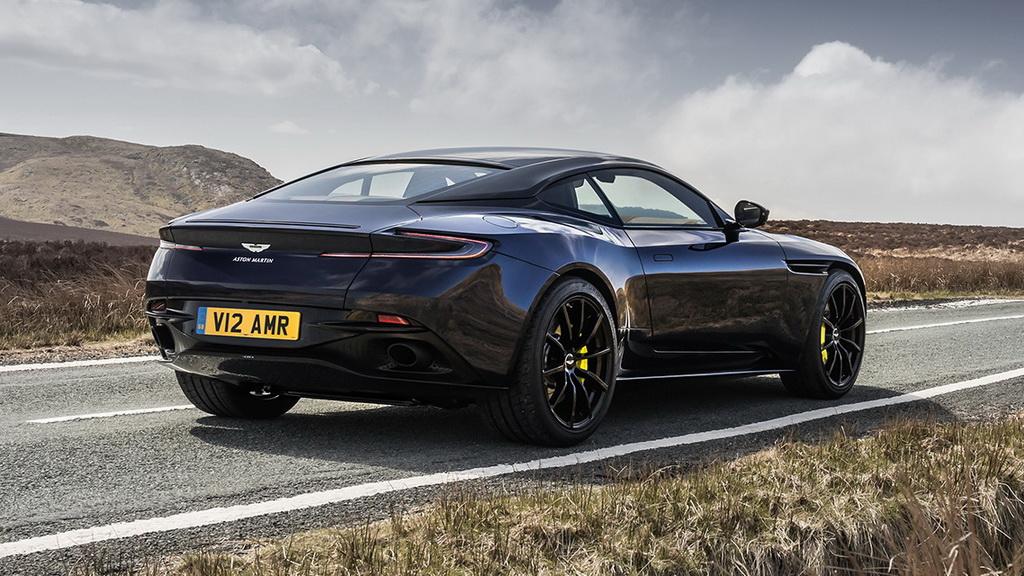 Aston Martin DB11 AMR 2018-2019 - фото и цена купе, комплектация и характеристики Астон Мартин ДБ11 AMR