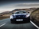 Фото Aston Martin DB11 AMR вид спереди