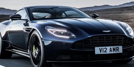 Aston Martin DB11 AMR 2018-2019