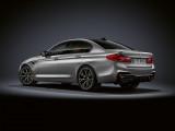 Фото BMW M5 Competition корма седана