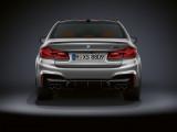 BMW M5 Competition вид сзади