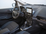 Салон нового Форд Экоспорт