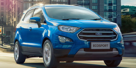 Ford EcoSport 2018-2019