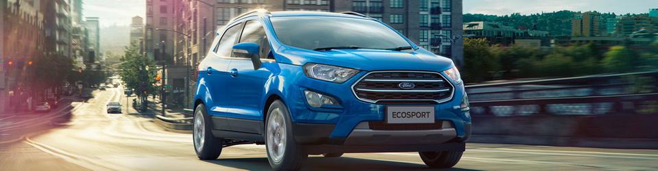 Ford EcoSport 2018-2019
