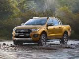 Фото Ford Ranger рестайлинг