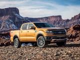 Фото Ford Ranger 2018-2019 версия для рынка США
