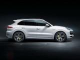 Porsche Cayenne E-Hybrid вид сбоку