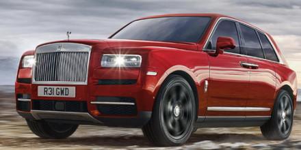 Rolls-Royce Cullinan 2018-2019