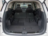 Багажник со сложенными задними рядами