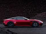 Фото Aston Martin DBS профиль купе