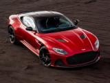 Фото Aston Martin DBS внешний дизайн спорткупе