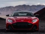 Фото Aston Martin DBS вид спереди